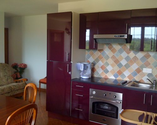 GITE 8 Villa du Figuier cuisine 008