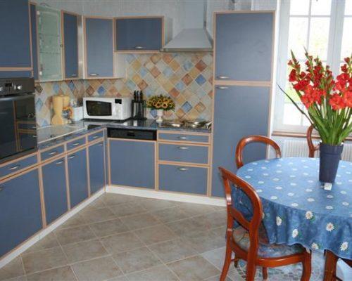 gite 4 Les Bleuets 1er etage cuisine ouverte 4225